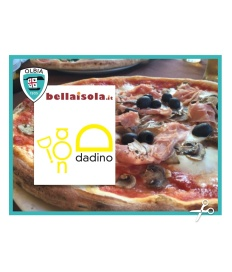 COUPON GIROPIZZA DADINO X4