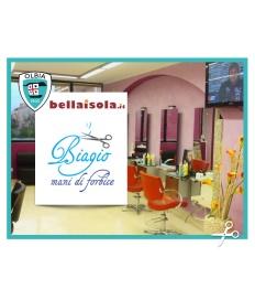 COUPON BIAGIO MANI DI FORBICE - DONNA