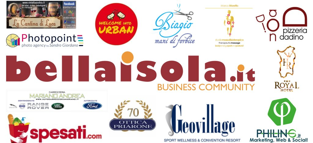 COUPON BELLAISOLA.IT BUSINESS COMMUNITY